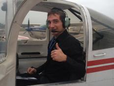 Mario, private pilot since 5 January 2018