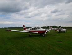OO-JET & OO-LIV at Deauville airfield