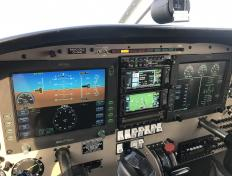 Garmin GTN650 tactile & Glass Cockpit Avidyne Entegra