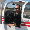 François - Private pilot since October 2013