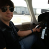 Igor - Private pilot since December 2017