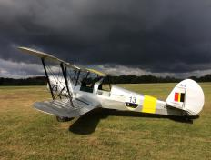 Our Stampe SV4-B OO-GWB